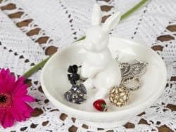 Acheter Coupelle à bijoux lapin - 12,90€ en ligne sur La Petite Epicerie - 100% Loisirs créatifs
