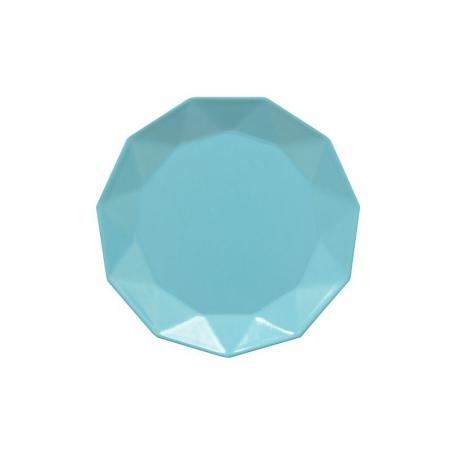 Acheter Assiette en melamine - Bleu - 5,80€ en ligne sur La Petite Epicerie - 100% Loisirs créatifs