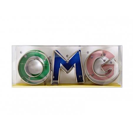 Emporte-pièces OMG Meri Meri - 2