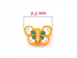 10 Schmetterlingsperlen
