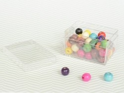 Small storage box with a lid