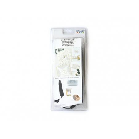 Acheter Kit d'embossage - 29,99€ en ligne sur La Petite Epicerie - Loisirs créatifs