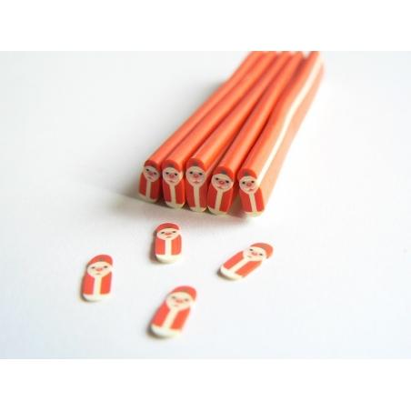 Acheter Cane Père-Noël en pâte fimo - 0,99€ en ligne sur La Petite Epicerie - Loisirs créatifs