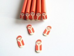 Father Christmas cane