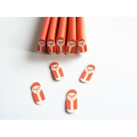 Acheter Cane Père-Noël en pâte fimo - 0,49€ en ligne sur La Petite Epicerie - Loisirs créatifs