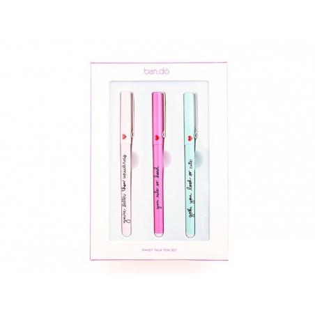 Acheter Set de stylos - sweet - 14,90€ en ligne sur La Petite Epicerie - 100% Loisirs créatifs