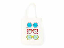 Tote bag / Canvas bag - Sunglasses
