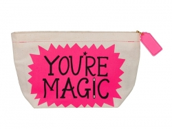 "pochette moyenne ""You're magic"""