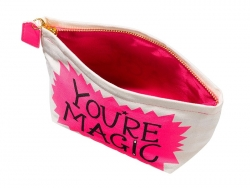 "Medium-sized pouch - ""You're magic"""