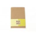 Carnet TOGA à décorer 80 pages - 10 x 15 cm