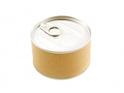 Emballage cadeau petite boite de conserve  Toga - 1
