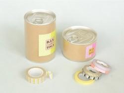 Geschenkverpackung - kleine Konservendose