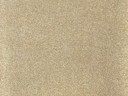 Iron-on fabric with glitter - gold-coloured