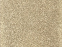 Tissu thermocollant à paillettes - doré