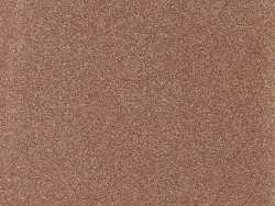 Tissu thermocollant à paillettes - cuivré Toga - 1