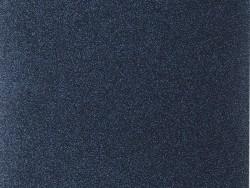 Tissu thermocollant à paillettes - bleu nuit