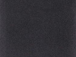 Iron-on fabric with glitter - black