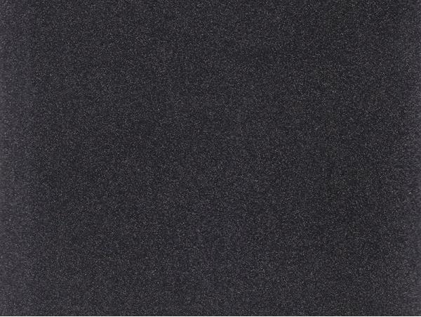 Tissu thermocollant à paillettes - noir Toga - 1
