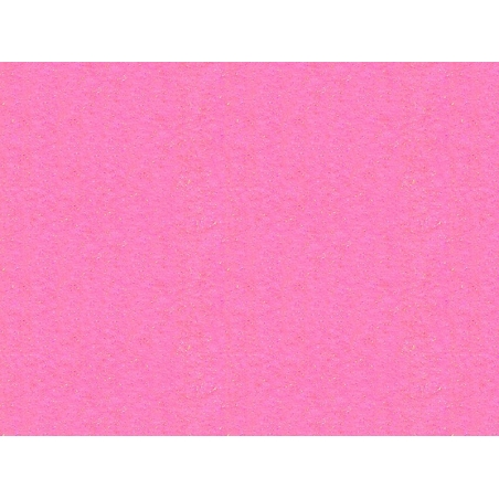 Tissu thermocollant à paillettes - rose fluo