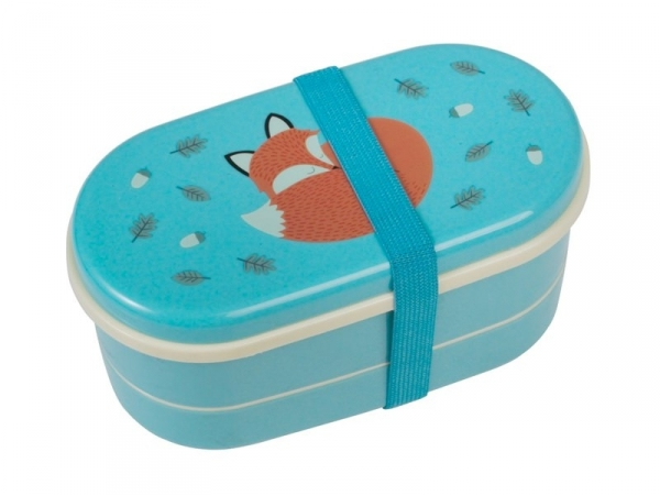 Boîte hermétique / bento box renard - Rusty the fox Dotcomgiftshop - 1