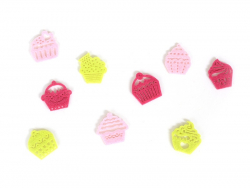 Mini feutrine - Cupcakes