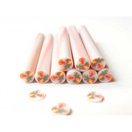 Acheter Cane décor de Noël- en pâte fimo - à trancher - 0,49€ en ligne sur La Petite Epicerie - Loisirs créatifs