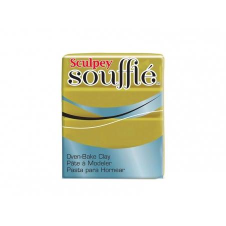 Pâte Soufflé - Jaune moutarde