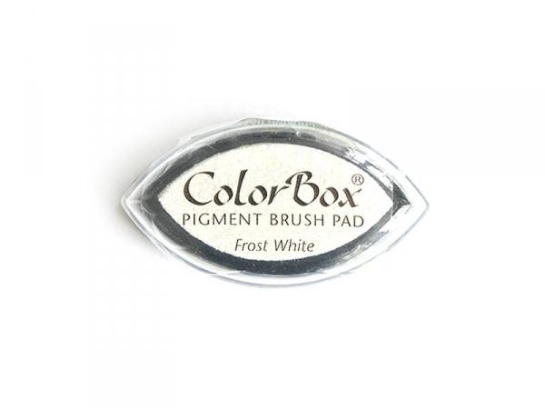 White stamp ink pad