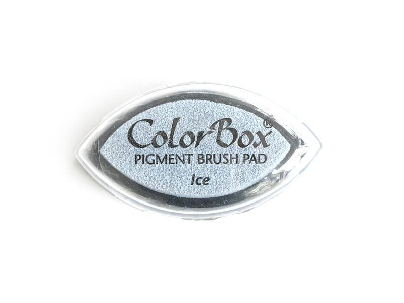 Glacier-blue stamp ink pad