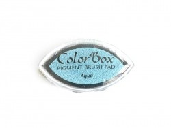 Aqua stamp ink pad