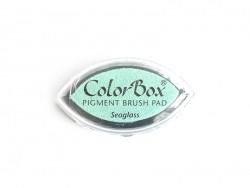 Pastel green stamp ink pad
