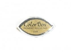Golden stamp ink pad