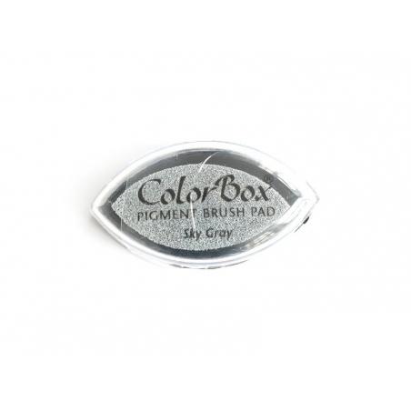 Grey stamp ink pad