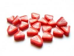 20 Erdbeerperlen