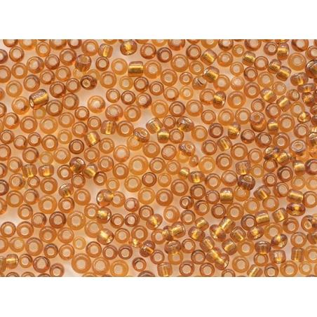 Acheter Tube de 350 perles à inclusions argentés - marron clair - 0,99€ en ligne sur La Petite Epicerie - Loisirs créatifs
