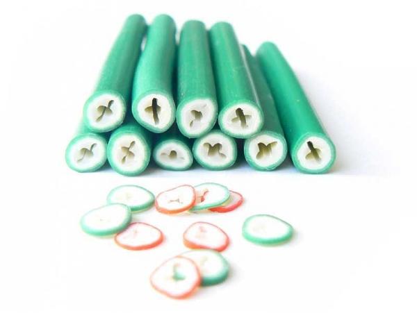 Cane poivron vert -  - 1