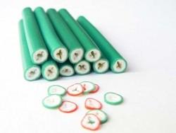 Pepper cane - green