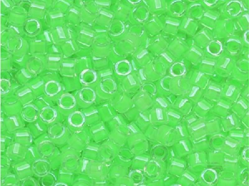 Acheter Miyuki Delicas 11/0 - Luminous mint green 2040 - 1,99€ en ligne sur La Petite Epicerie - Loisirs créatifs