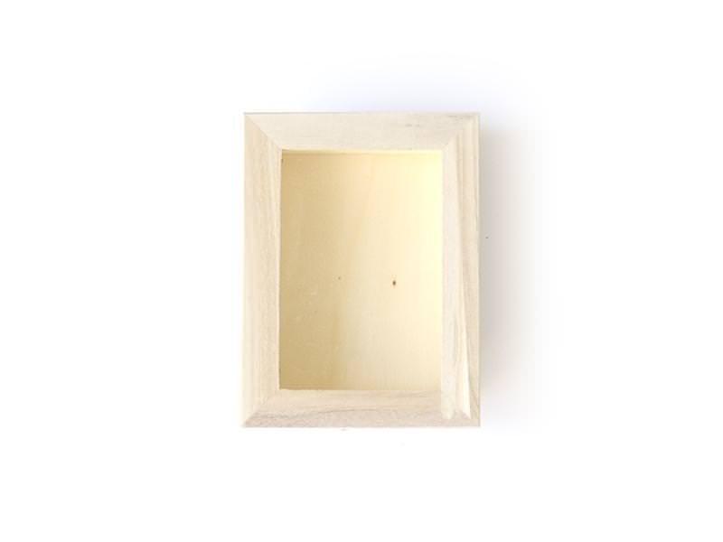 Petite vitrine en bois à customiser Artemio - 1