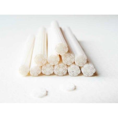 Acheter Cane flocon de neige- en pâte fimo - à trancher - 0,99€ en ligne sur La Petite Epicerie - 100% Loisirs créatifs