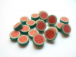20 perles pastèques