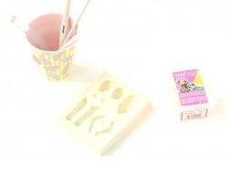 Acheter Moule en silicone Bébé - 8,30€ en ligne sur La Petite Epicerie - Loisirs créatifs