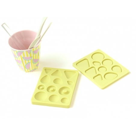 Silicon mould - Pretzels