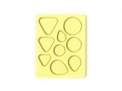 "Moule en silicone formes ""Bezel"" Artemio - 1"