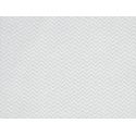 Tissu chevrons - gris