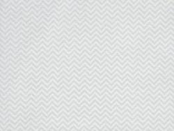 Tissu chevrons - gris Rico Design - 1