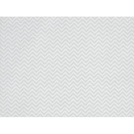 Acheter Tissu chevrons - gris - 1,79€ en ligne sur La Petite Epicerie - Loisirs créatifs