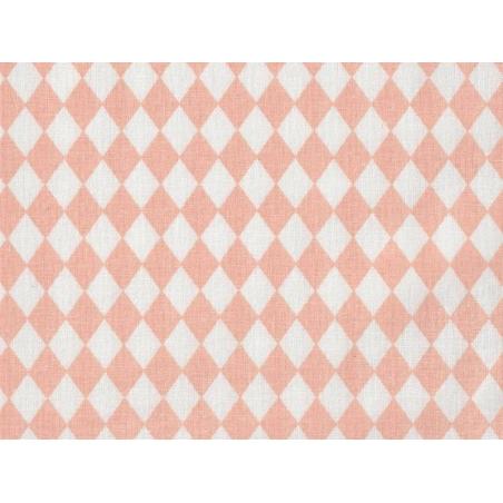 Acheter Tissu losanges - rose poudré - 1,79€ en ligne sur La Petite Epicerie - Loisirs créatifs
