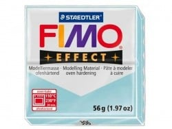 Fimo Effect - blue ice quartz no. 306