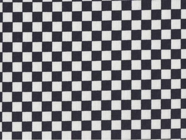 Acheter Tissu damier - noir - 1,79€ en ligne sur La Petite Epicerie - Loisirs créatifs